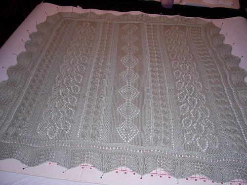 Madelyn's blanket 2