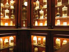 pharmacy (maximorgana) Tags: wood orange fotosencadenadas pot pharmacy cadiz alcazar shel jerez babel jerezdelafrontera huisvanoranje alcazardejerez