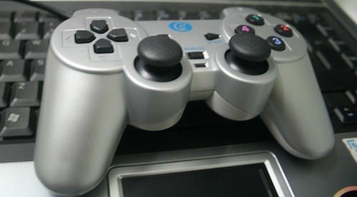 My Gamepad closeup