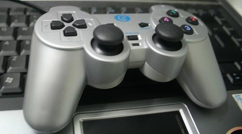 My Gamepad closeup
