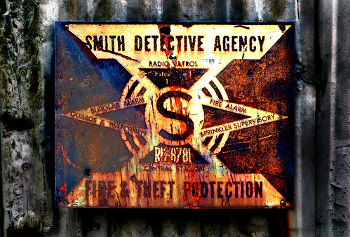 Smith Detective Agency Dallas, Texas by crowt59