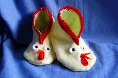 chicken feet (mr. huckleberry & the milosaur) Tags: babybooties