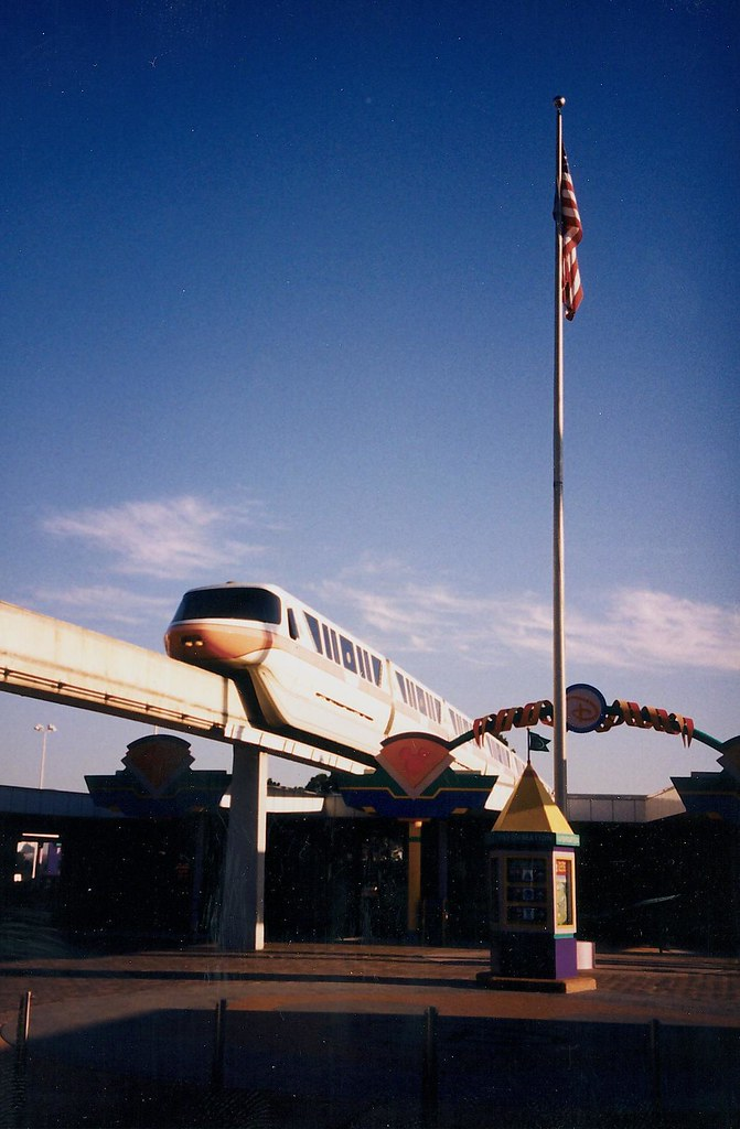 Monorail Coral at the TTC