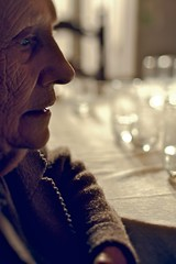88th birthdays to remember (Dimitris Ladopoulos) Tags: birthday portrait photographer dof grandmother side shift athens greece excellent awards granny 88 tilt dimitris ladopoulos