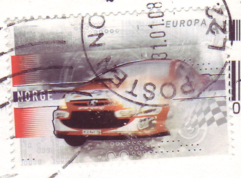 Norge Stamp