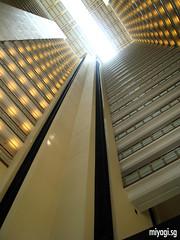 Hotel Maya atrium