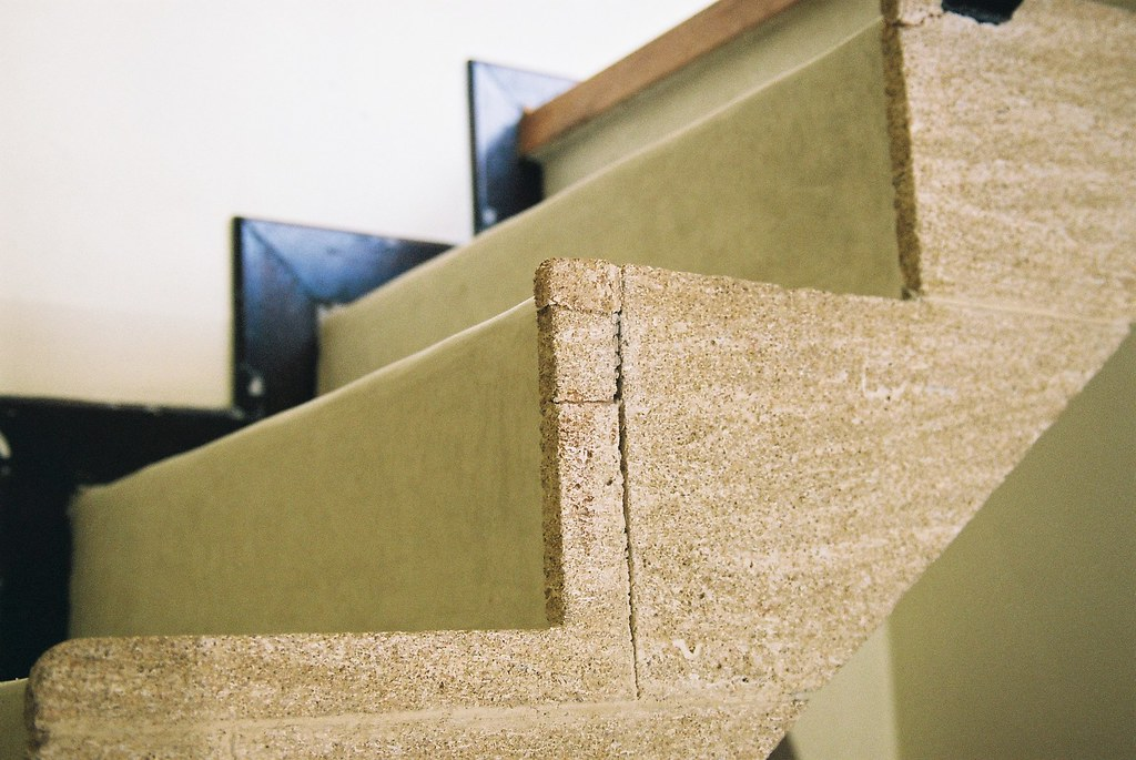 Escalier En Tadelakt (sablerouge) Tags: De Bain Deco Hammam Escalier Douche  Salle Baignoire
