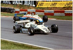 Derek Daly Williams & Jacques Laffite Talbot Ligier Matra F1 1982 British GP Brands Hatch (Antsphoto) Tags: uk slr classic ford car speed 35mm 1982 williams britain f1 racing historic grandprix turbo derek formulaone british hatch canonae1 1980s motorsports formula1 gp brands groundeffects talbot motorsport racingcar turbocharged jaques daly autosport cosworth kodakfilm ligier carracing motoracing matra f1car formulaonecar laffite britishgp dfv formula1car williamscosworth tamron70210mm f1worldchampionship jaqueslaffite grandprixcar antsphoto derekdaly caracing saudiawilliams canonae135mmslr fiaformulaoneworldchampionship f1motoracing formula11980s anthonyfosh williamsfordcosworth formula1turbo