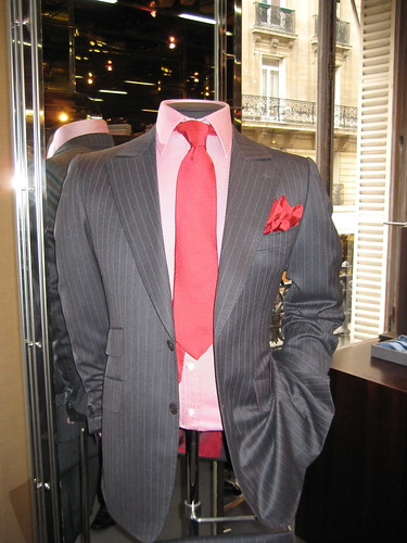 Smalto bespoke jacket