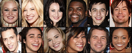 Top 12 American Idol