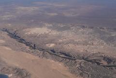 Rio Loa, desierto de Atacama (alobos life) Tags: chile desert aircraft atacama airbus a320 calama
