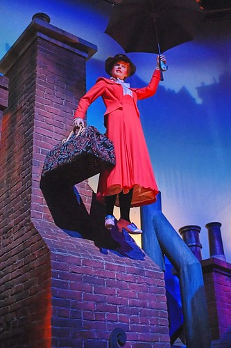 Disney - Great Movie Ride Mary Poppins