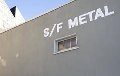 s/f metal