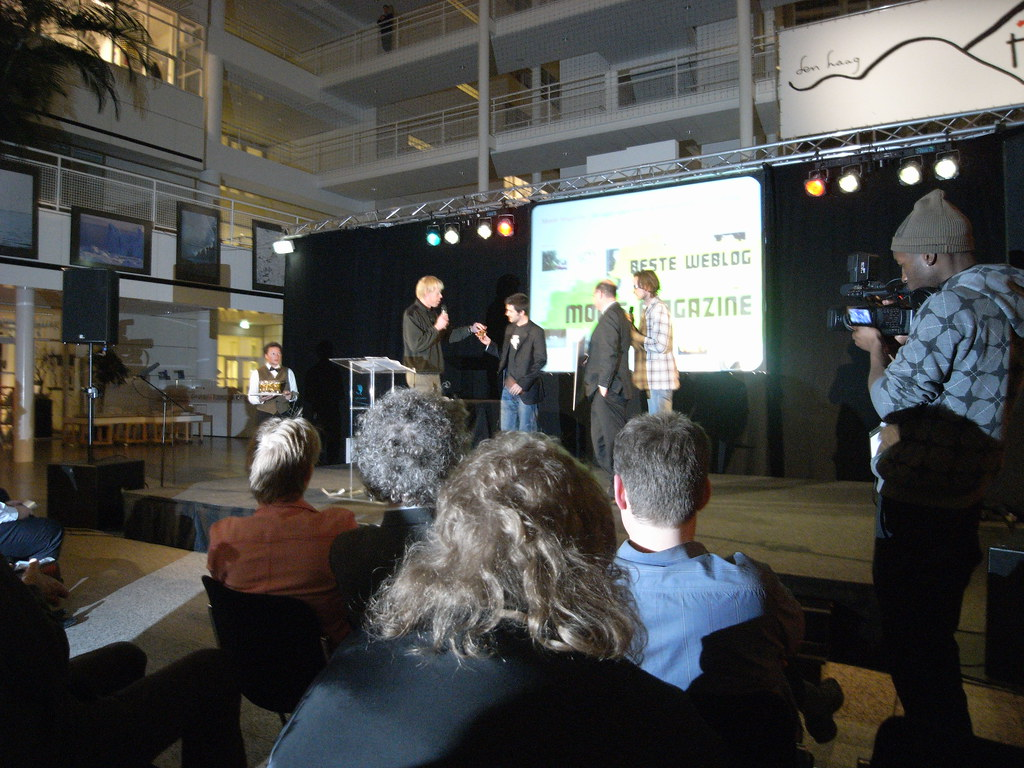 Dutch Bloggies 2008