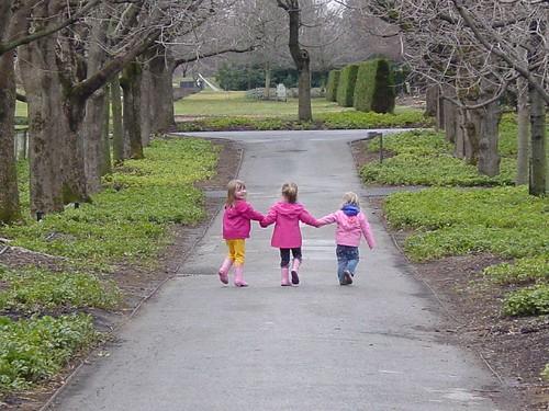 Longwood Gardens, March 2008