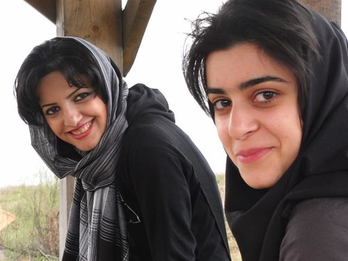 Two nice Iranian girls from Rasht, Iran