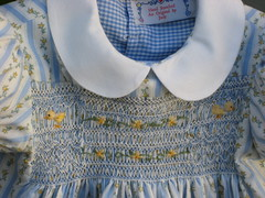 Chicks & Daisy Chains - Detail Close - Dress #407