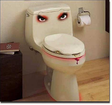 savage toilet