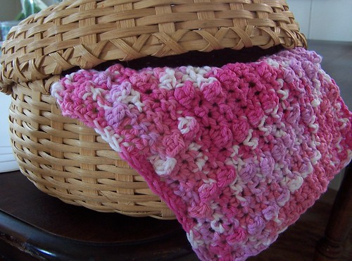One more shot of the Dishcloth