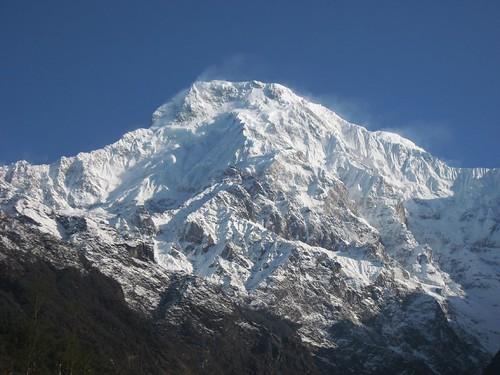 My good friend Annapurna South