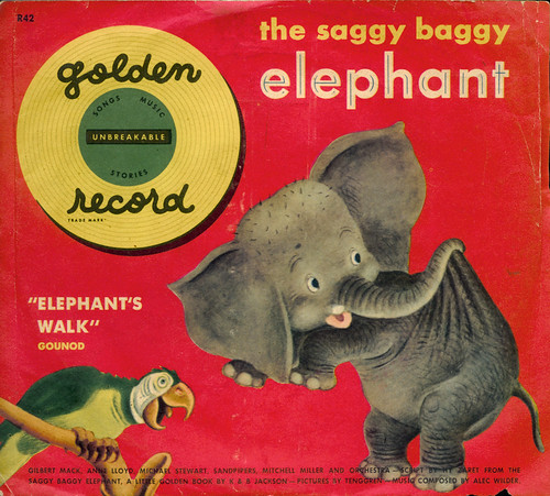 The Saggy Baggy Elephant 45