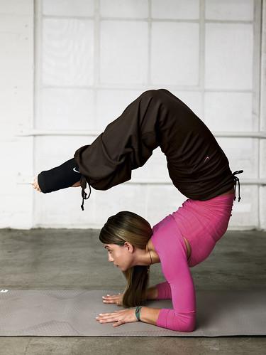 Yoga voor hardlopers