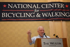 Congressman Oberstar at Pro Walk-Pro Bike-4.jpg