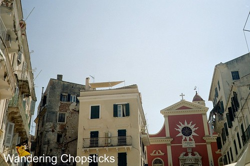 Agios Georgios, Corfu Town, and Vidos Island, Corfu  - Greece 7