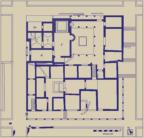 Mapa Casa das Carvalheiras - Braga