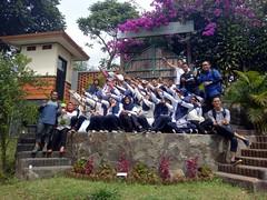 Kunjungan SMKN 9 Kab. Tangerang