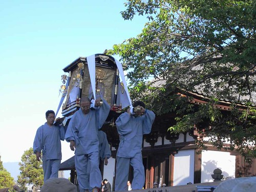 当麻寺「練供養会式」-24