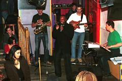 Singers The Spot Covent Garden London Sept 2001 002 Robert Maseko (photographer695) Tags: 2001 london robert garden spot covent singers sept openmic the maseko