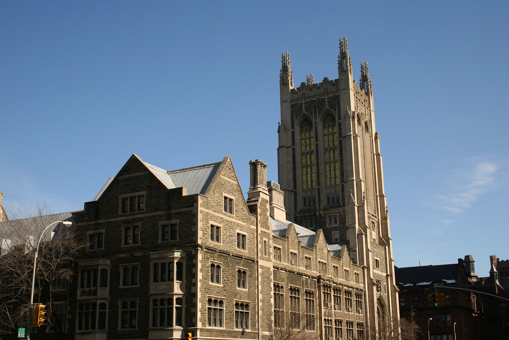 Brown Memorial Tower, Union Theological Seminary