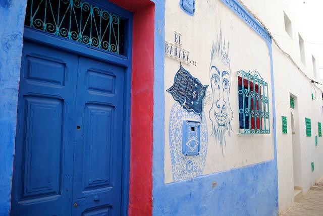 Asilah Mural