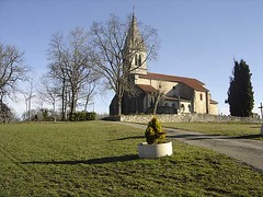 Église d'Allières