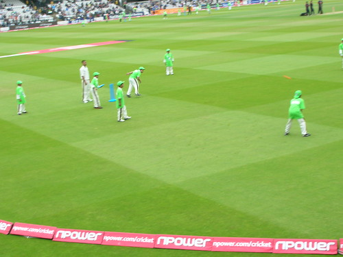 Day Out at Lord's