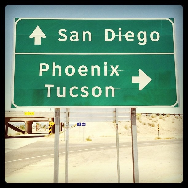 To Tucson we go!