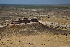 Fortresses around Urgench