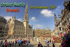 Strobist MeetUp Brussels - Registrations now open