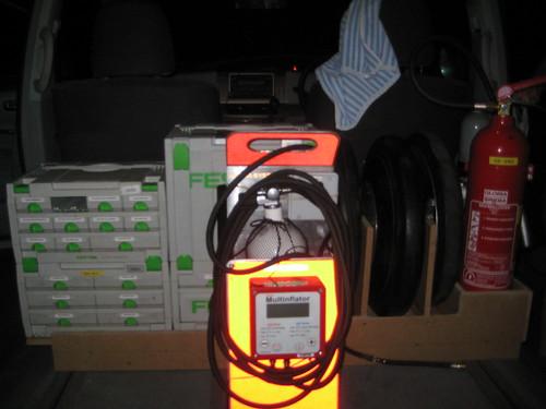 Tools en gereedschap in Scout