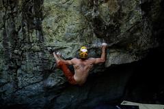 Sutton Climber (Bryn Tassell) Tags: vancouverisland climbing bouldering rockclimbing romperroom suttoncreek bryntassellca bryntassell