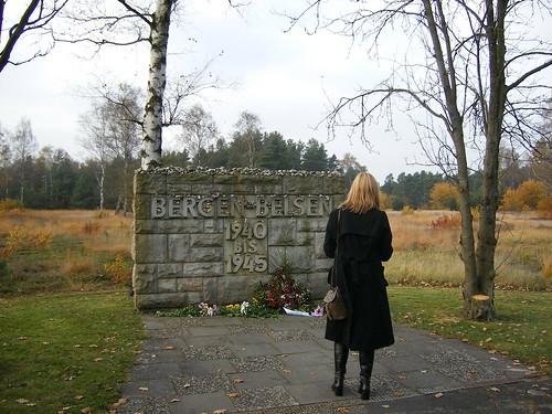 Me at the memorial