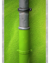 The Green Pipe (mr_graphic) Tags: green pipe vivid metall mywinners vividmasters