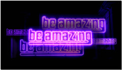 """be amazing""  -  Sylvie Fleury (steffi's) Tags: light art night dark schweiz switzerland neon suisse kunst svizzera winterthur lichtspiel lichtinstallation lichtkunst sylviefleury neonsculpture beamazing villaflora abigfave winterthurerlichttage lichttage lichttagewinterthur villaflorawinterthur sammlunghahnloser tsstalstrasse44"