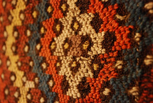 Turkish Carpet detail