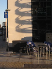 Carluccios (Elmar Eye) Tags: brighton shadows north laine