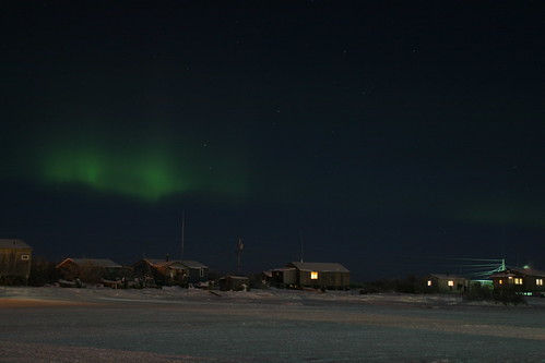 Northern Lights from Kotlik 2