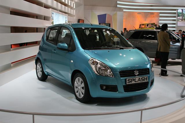Suzuki Splash 1.2L Automatic (2007)