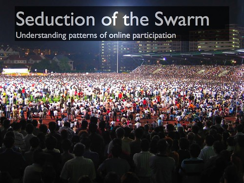 Seduction of the Swarm: Understanding Patterns of Online Participation