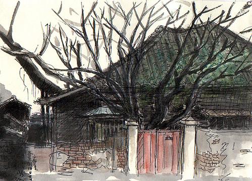齊東街舊日式宿舍